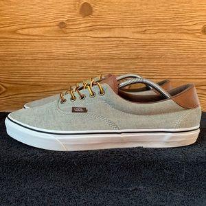 Vans Men's Gray/Brown Era 59 Sz 13
